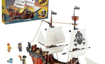 LEGO Creator 3-in-1 Pirate Ship Set - 31109/t