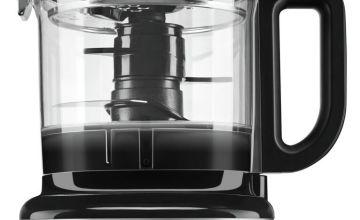 KitchenAid 5KFP0719BOB 1.7L Food Processor - Black