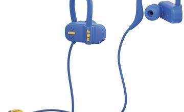 Jam Live Fast In-Ear Bluetooth Headphones - Blue