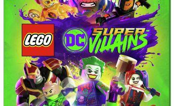 Lego DC Supervillains Xbox One Game