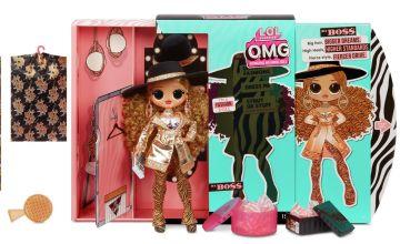 LOL Surprise OMG Fashion Doll - Da Boss