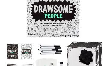 Ridley's Drawsome People