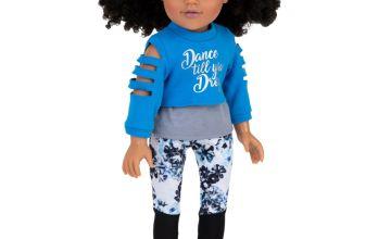 Designafriend Sisi/Sienna Doll - 18inch/45cm