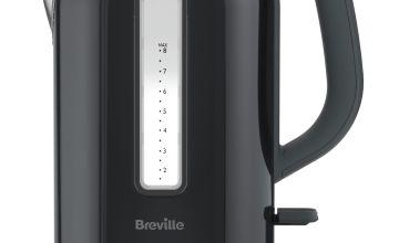 Breville IKT199 Illuminated Stainless Steel Jug Kettle Black