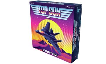 Top Gun Board Game