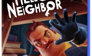 Hello Neighbor PS4 Game