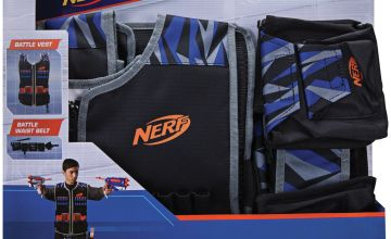 Nerf Ultimate Battle Vest and Belt