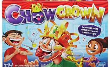 Chow Crown from Hasbro Gaming
