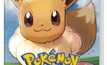 Pokemon: Let's Go Eevee! Nintendo Switch Game