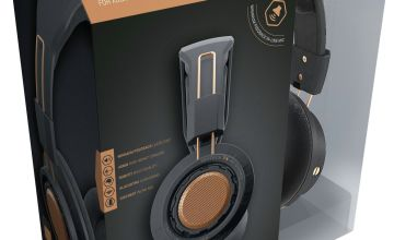 Gioteck TX-40 Xbox One, PS4, PC Headset - Black & Copper