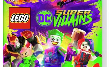 LEGO DC Supervillians Nintendo Switch Game