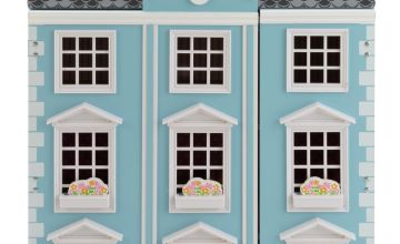 Jupiter Workshops Wooden Georgian Manor Dolls House