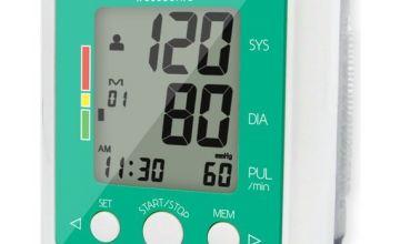 Kinetik Wellbeing Advanced Wrist Blood Pressure Monitor