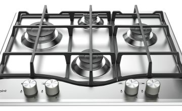 Hotpoint PCN 641 IX/H Gas Hob - Stainless Steel