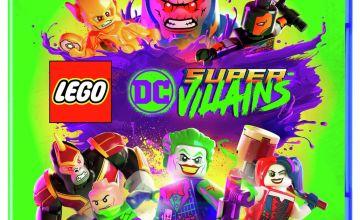 Lego DC Supervillains PS4 Game