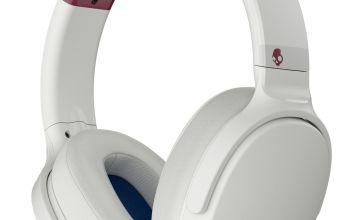 Skullcandy Venue Over-Ear Wireless Headphones - White