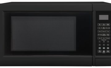 Morphy Richards 900W Combination Microwave D90D - Black