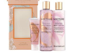 Sanctuary Spa Little Moments Gift Set