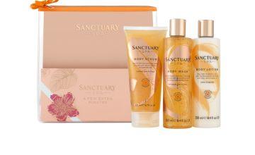 Sanctuary A Few Minutes Gift Set