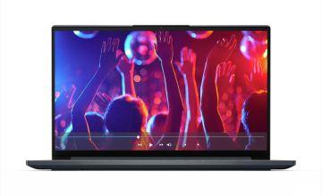Lenovo Yoga Slim 7 15.6in i7 8GB 512 2-in-1 Laptop - Grey
