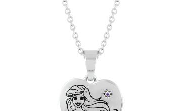 Disney Little Mermaid Pendant Necklace