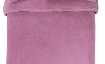 Argos Home Bubblegum Pink Bedding Set