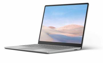 Microsoft Surface Laptop Go 12.5in i5 8GB 256GB - Platinum