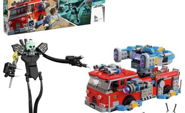 LEGO Hidden Side Phantom Fire Engine 3000 AR App Set 70436