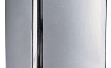 Argos Home 30Litre Rectangular Touch Top Kitchen Bin -Silver