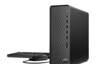 HP Slim Pentium 4GB 1TB Desktop PC
