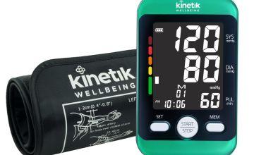 Kinetik Wellbeing Advanced Blood Pressure Monitor X2 Comfort
