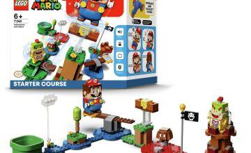 LEGO Super Mario Adventures Starter Course Toy Game - 71360