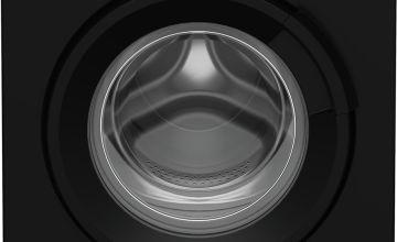 Beko WTL94151B 9KG 1400 Spin Washing Machine - Black