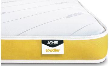 JAY-BE Pocket Sprung Anti Allergy Toddler Mattress