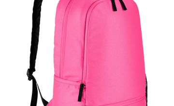 Nike Classic North Solid 22L Backpack - Pink