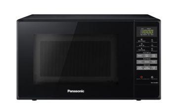 Panasonic 800W Standard 20L Microwave NN-E28JBMBPQ - Black