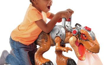 Imaginext Jurassic World Chomping Jurassic Rex