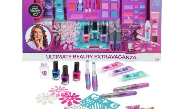 Shimmer and Sparkle InstaGlam Ultimate Beauty Extravaganza