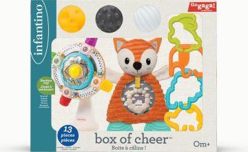 Infantino Go Gaga Box of Cheer