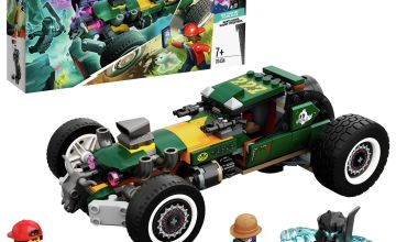 LEGO Hidden Side Supernatural Racing Car AR App Set 70434