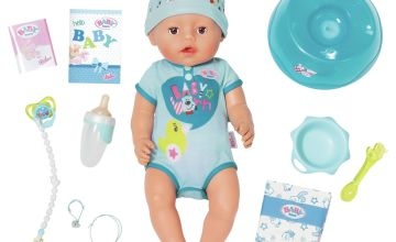 Baby born Soft Touch Boy Doll