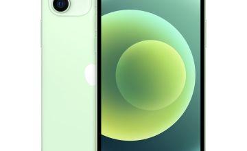 SIM Free iPhone 12 64GB Mobile Phone Green
