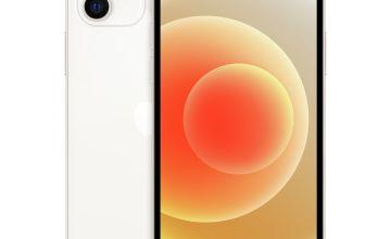 SIM Free iPhone 12 128GB Mobile Phone White