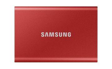Samsung T7 USB 3.2 Gen 2 1TB Portable SSD Hard Drive
