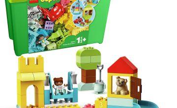 LEGO DUPLO Classic Deluxe Brick Box Building Set - 10914