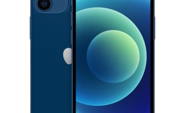 SIM Free iPhone 12 mini 64GB 5G Mobile Phone - Blue