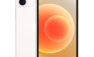 SIM Free iPhone 12 mini 128GB 5G Mobile Phone - White