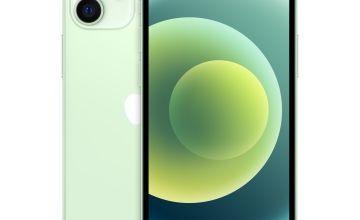 SIM Free iPhone 12 mini 256GB 5G Mobile Phone - Green
