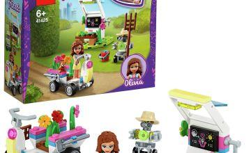 LEGO Friends Olivia's Flower Garden Playset - 41425