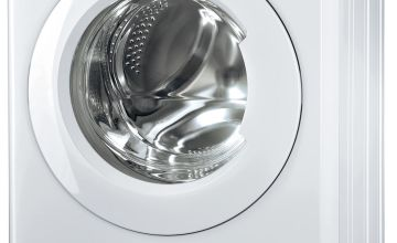 Indesit XWDE861680XW 8KG/6KG 1400 Spin Washer Dryer - White